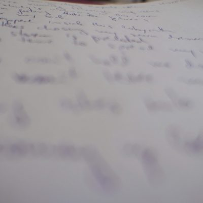 lyrics writing / songwriting