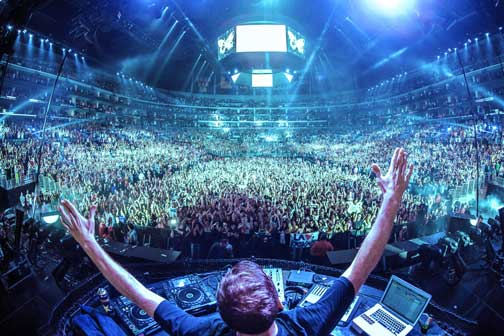 EDM remixers Kygo, Eric Pryds, Swedish House Mafia, Dillon Francis, Armin Van Buuren, KSHMR, Dimitri Vegas, Nicky Romero, Paul Van Dyk