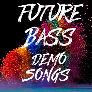 Future bass producers studio future chill Flume, Disclosure, Odesza, San Holo, Illenium, Marshmello, Slushii future house remix